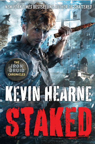 Book Review: Kevin Hearne's Staked