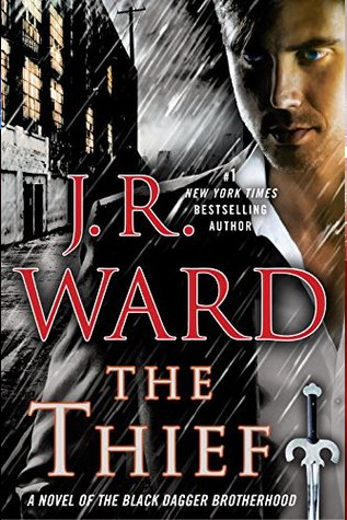 Book Review: The Thief by J.R. Ward