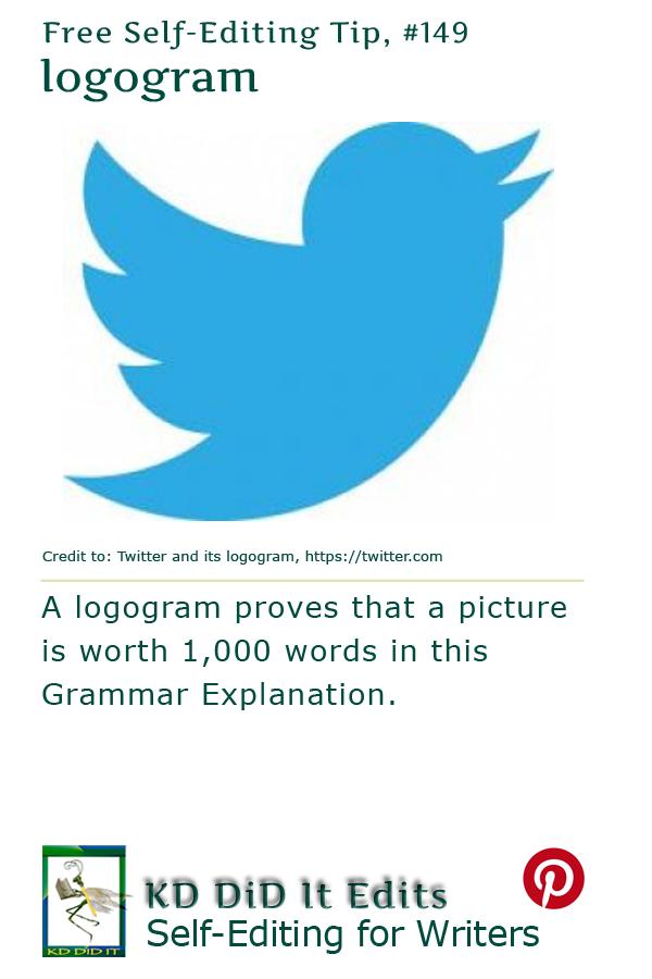Pinterest pin for Logogram