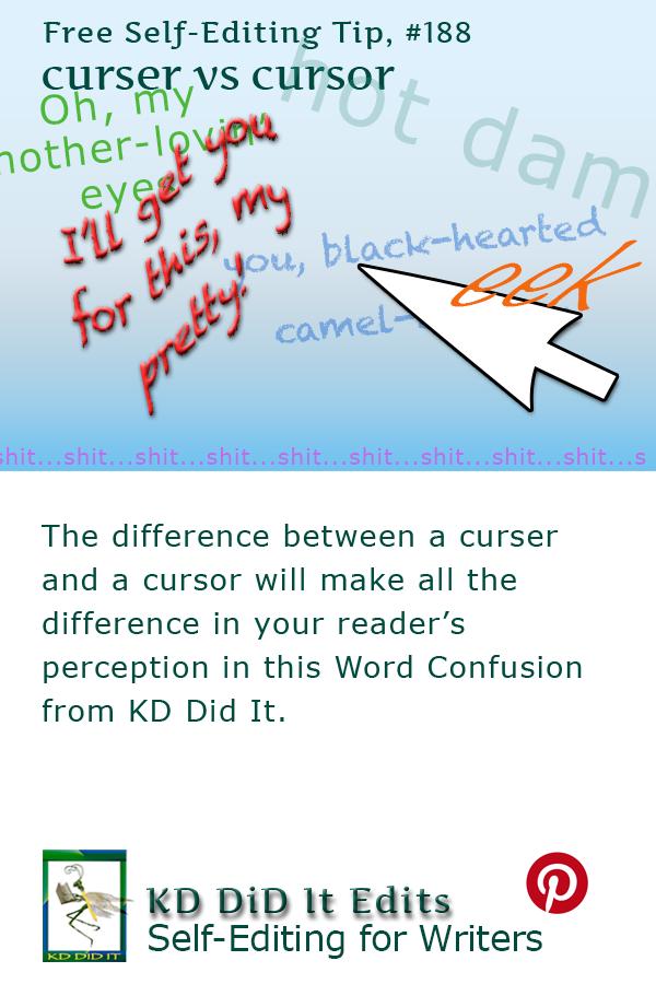 Pinterest pin for Curser versus Cursor