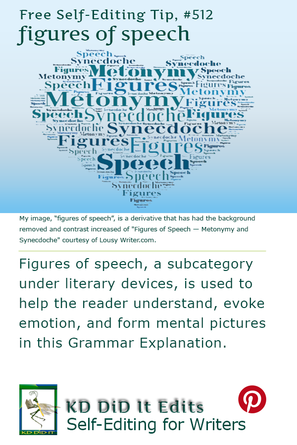 Grammar Figures Of Speech Kd Did It Edits