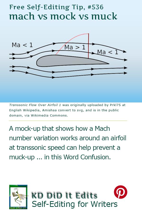 Pinterest pin for Mach vs Mock vs Muck