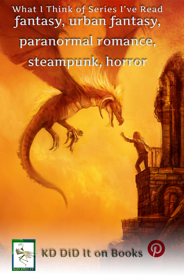 Pinterest pin for Fantasy, Horror
