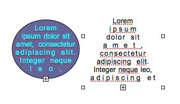 BYOW: Shaped Text in iWeb