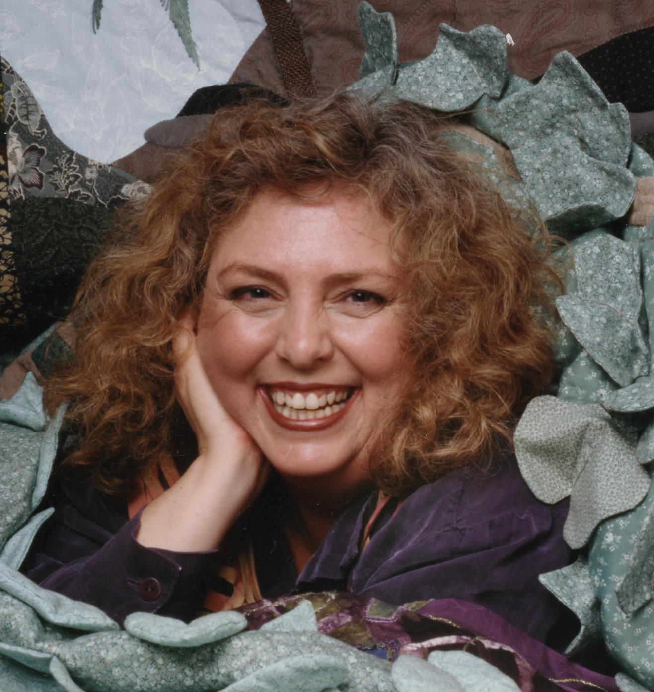 Photograph of Kathy Davie